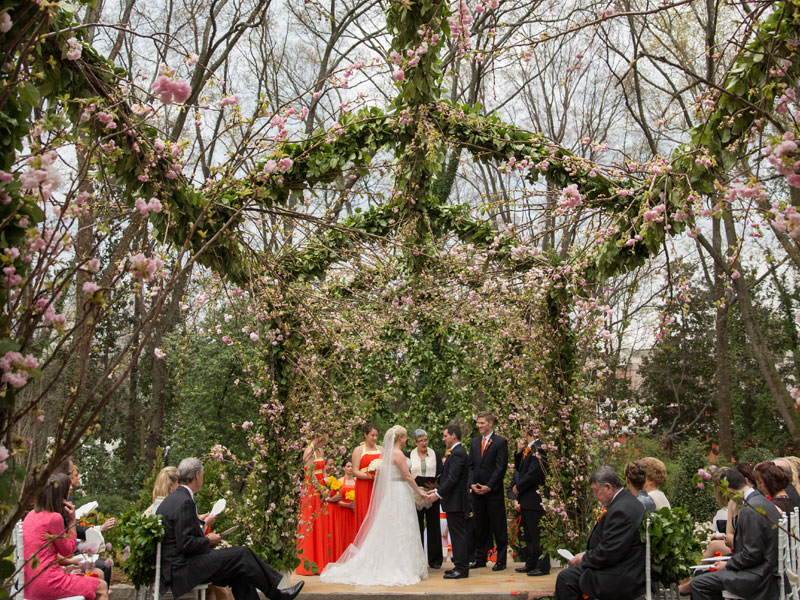 Wedding venue atlanta bridal setting the estate wedding junglespirit Gallery
